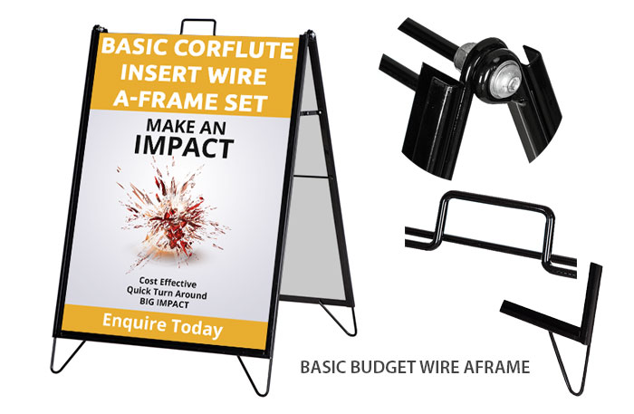 BUDGET WIRE AFRAME